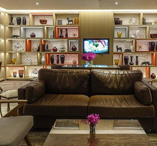 Amari Watergate Bangkok Hotel men style fashion review