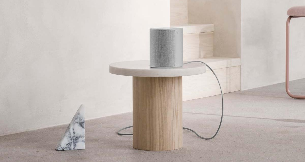 B&O Play Announces Beoplay M3 – Giving Music A Prominent Place In The Home