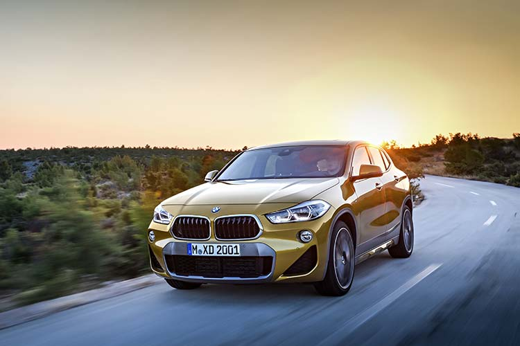 BMW Expands The X Range With The New BMW X2