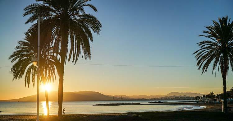 Malaga Sunsets