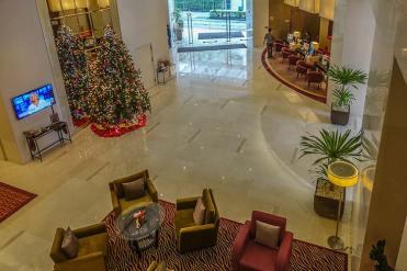 Marriott Executive Apartments Sukhumvit Park Bangkok Hotel review (16)