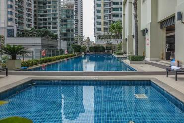 Marriott Executive Apartments Sukhumvit Park Bangkok Hotel review (4)