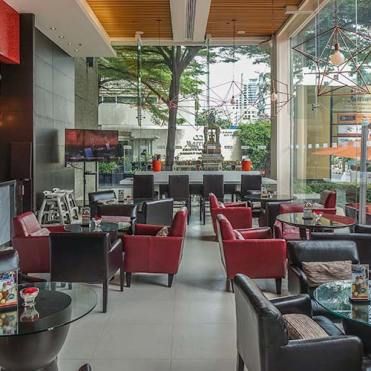 Marriott Executive Apartments Sukhumvit Park Bangkok Hotel review (8)