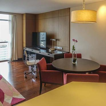 Marriott Sathorn Vista Bangkok Executive Apartments Review (3)