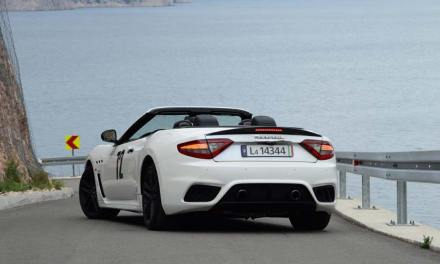 Maserati GranCabrio MC – Gorgeous By Default