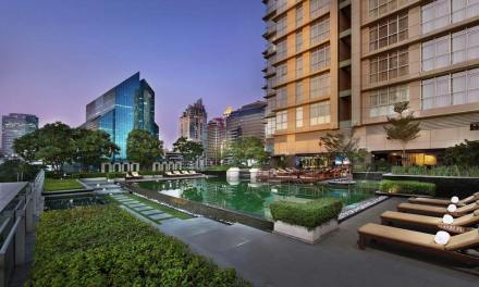 Sathorn Vista Bangkok Marriott Executive Apartments – Passport To Comfort