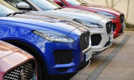 Jaguar E-Pace – SUV Review In Rural Britain