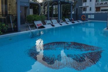 Oakwood studios Singapore hotel review Menstylefashion (24)