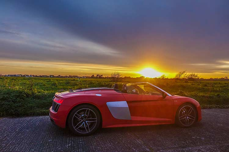 Audi R8 Spyder – Why It's The People's Sports Car