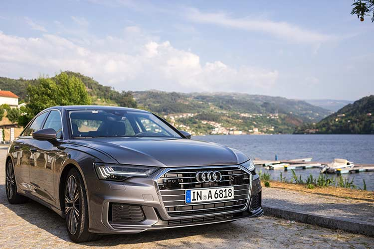 All New Audi A6 - Reviewed In Portugal