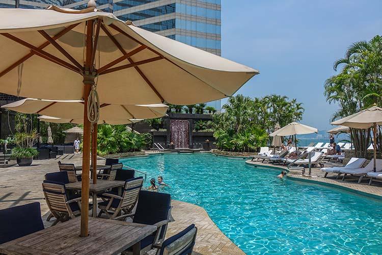 Grand Hyatt Hong Kong – Harbour View Room Reviewed