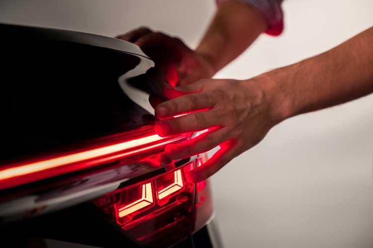 Audi A8 blind taste event