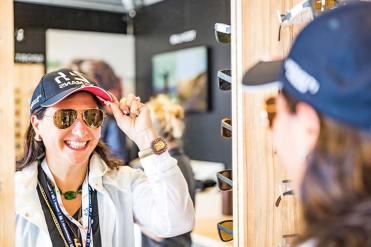 Gracie-Opulanza-Le-Mans-24-2018 Serengeti Eyewear Mostadvanced eyewear