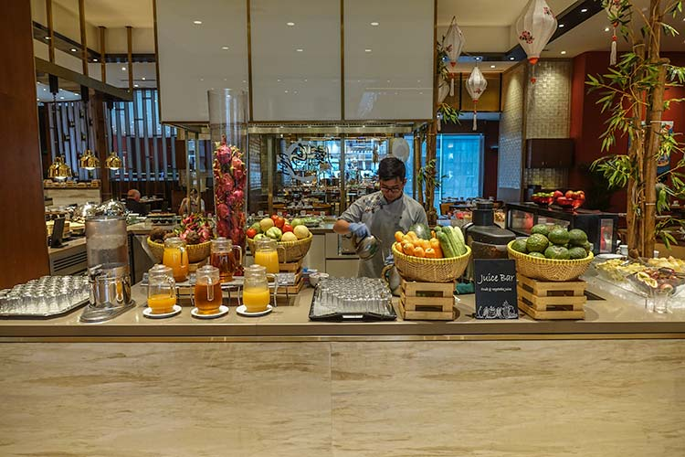 The Sheraton Saigon Hotel & Towers Vietnam - Reviewed