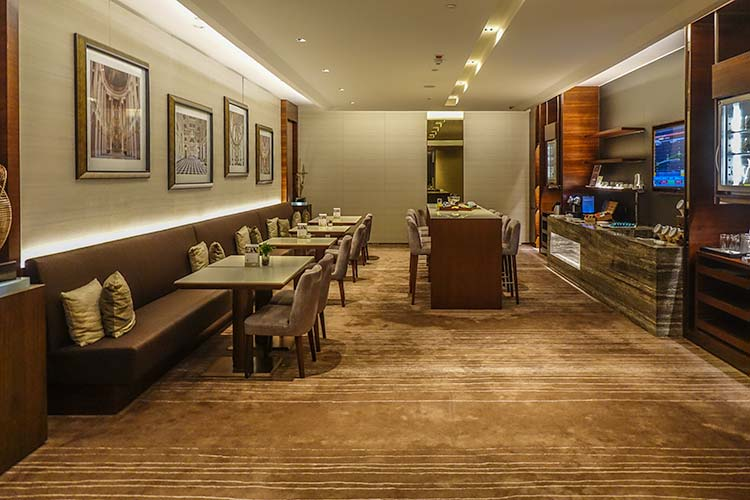 The Olympian Hong Kong - Luxury Space Boutique Hotel