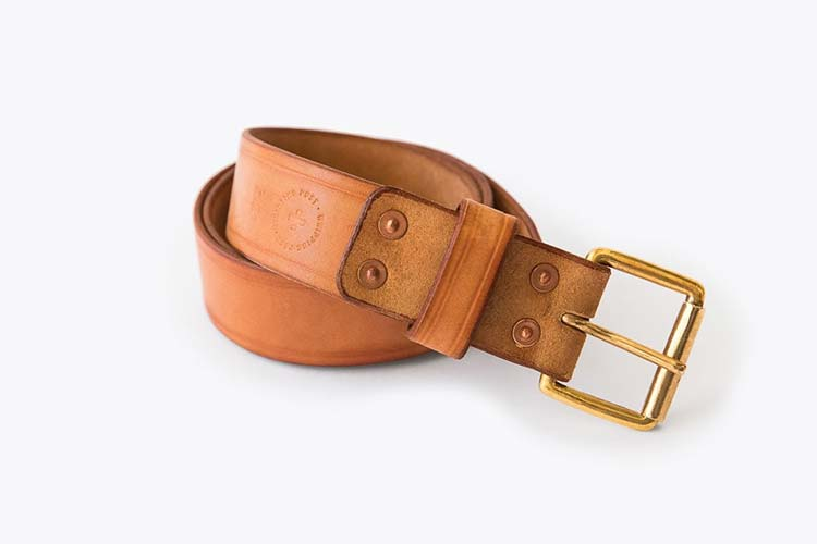 How to Accessorize One Outfit in Multiple Ways - belt and buckle
