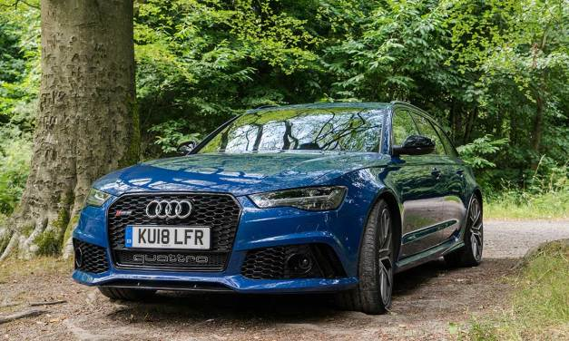 Audi RS6 Performance Review