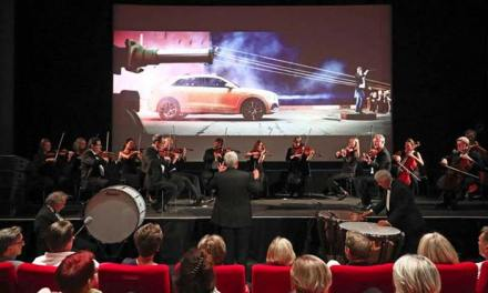 AudiQ8 –  Odessa Philharmonic Orchestra Launch