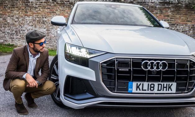 AudiQ8 – Technology & Performance Reviewed