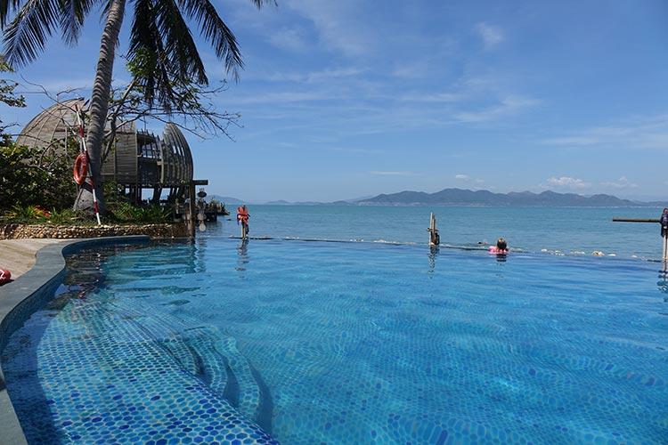 An Lam Retreats Ninh Van Bay - Nature Is The Foundation Of Luxury pool