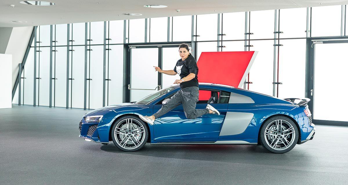 Audi Sport – Audi R8 V10 Performance Quattro Revealed 2019
