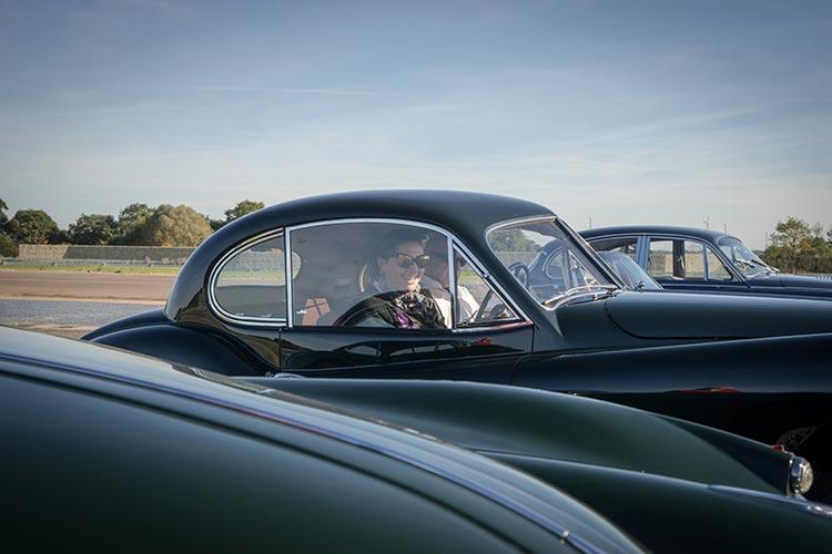 Jaguar UK - The Jaguar Classic Track Experience