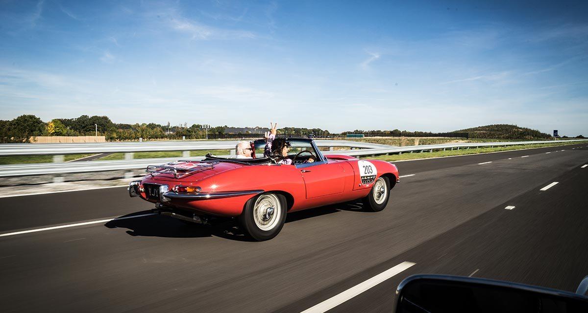 Jaguar UK – The Jaguar Classic Track Experience