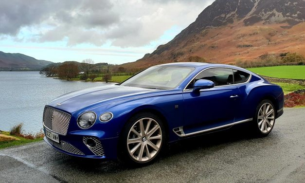 Bentley GT Continental – Grand Tourer Best Of British