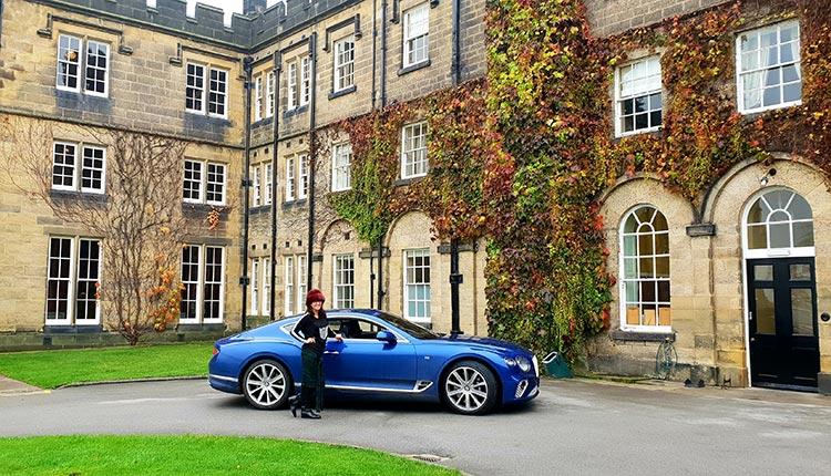 Bentley GT Continental Grand Tourer Swinton Estate Gracie Opulanza