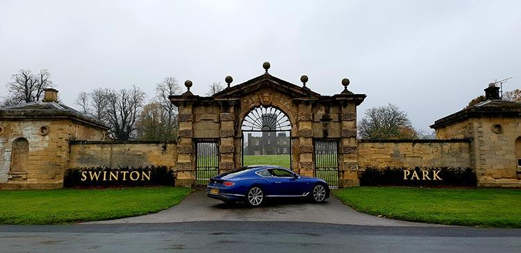 Swinton Estate Yorkshire Dales