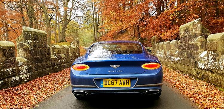 Swinton Park Estate MenStyleFashion Bentley GT Continental (2)