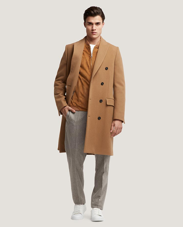 overcoat for men