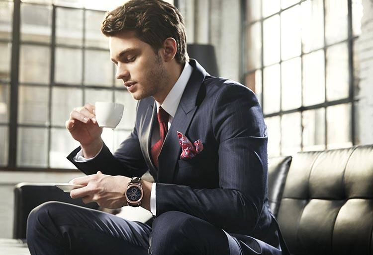 Lifestyle Tips - What Defines a Sharp-Dressed Man - Men Style Fashion