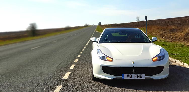 Ferrari GTC4Lusso T North Yorkshire Whitby