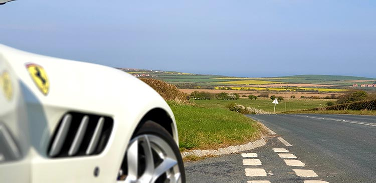 Ferrari GTC4Lusso T North Yorkshire