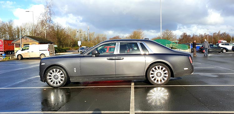 Rolls Royce PHantom Gunmetal MenStyleFashion (2)