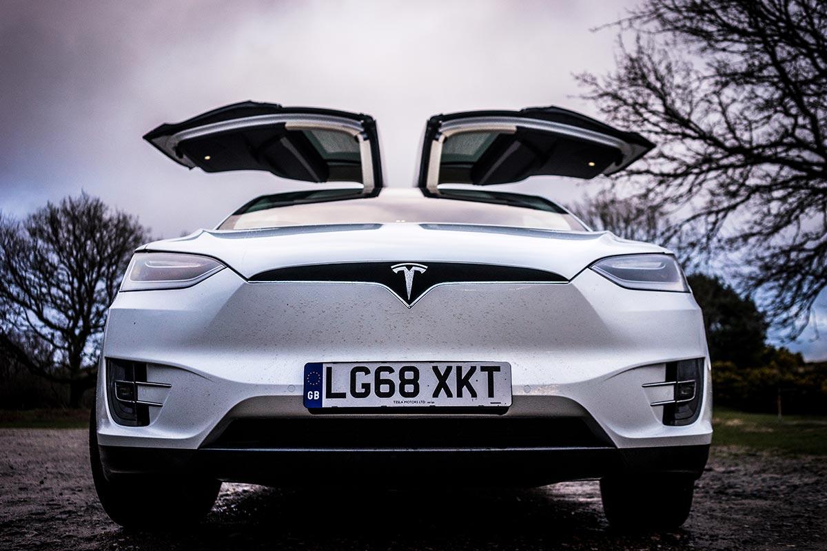 Tesla Model X 100D Review  Men Style Fashion