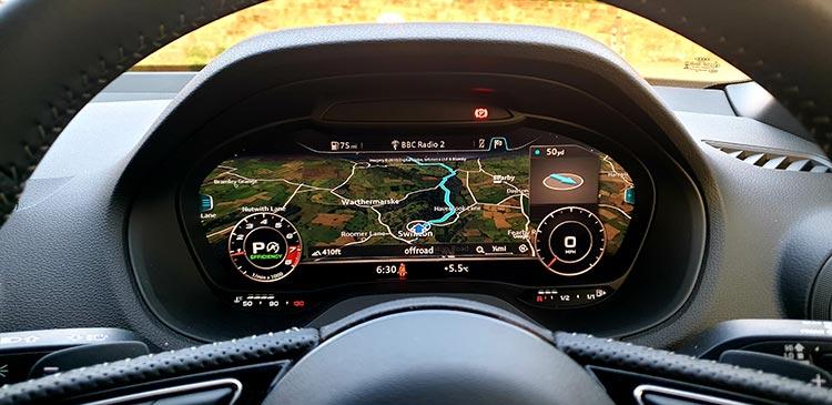Audi SQ2 SUV Review - Nippy Fast And Versatile interior