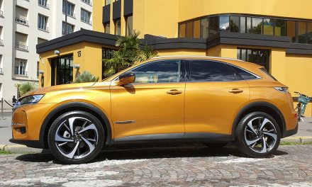 DS Automobiles DS 7 CROSSBACK DS 3 CROSSBACK – Formula E Attack Mode Mission