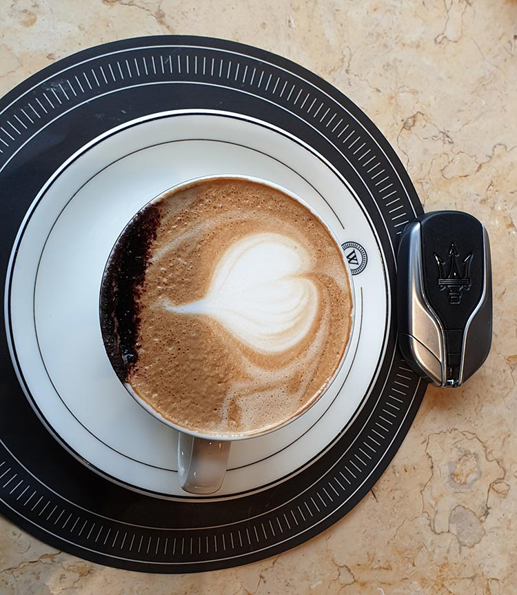 Maserati Levante SUV Gran Sport (1)