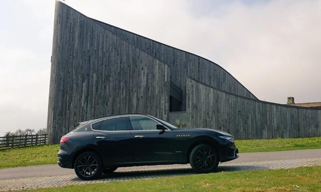 Maserati Levante V6 Gran Sport SUV – The Black Swan Reviewed