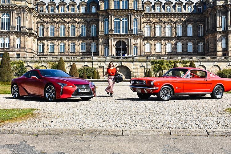 Lexus LC500 Gracie Opulanza Mustang