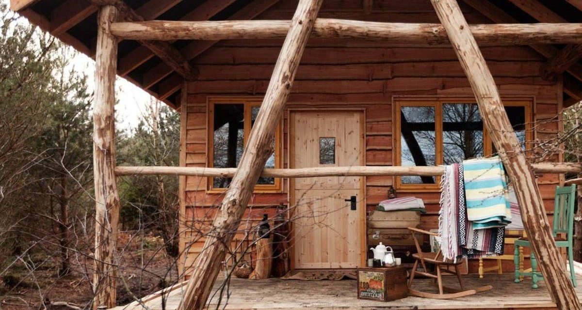 SwintonBivouac – Glamping In Woodland Yorkshire
