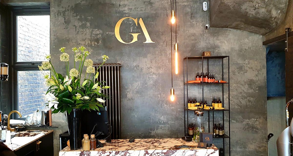 GA Salon – Hairstyle With A Journey