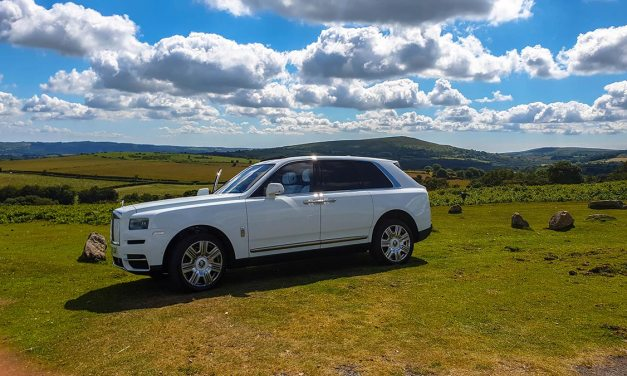 Rolls Royce Cullinan SUV – Diamonds Are A Lady's Best Friend
