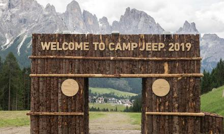 Camp Jeep Italy – Offroad Fun With Cherokee & Wrangler