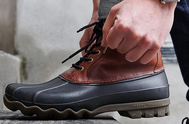 men-Duck-Boots