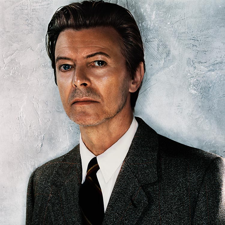 Award-winning photographer, Markus Klinko will unveil his incredible, never-before-seen images of the late David Bowie