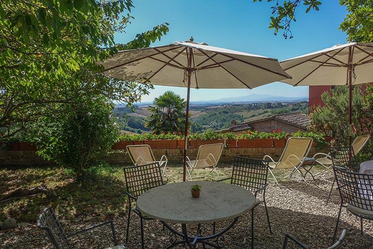 Hotel Santa Caterina – Siena Tuscany La Dolce Vista