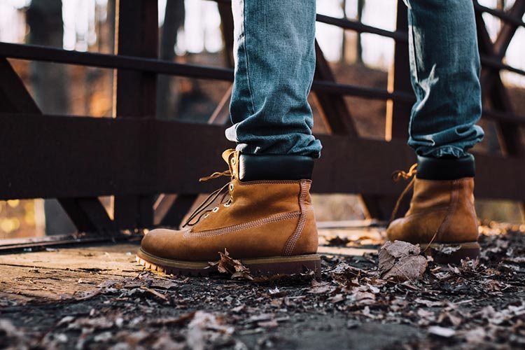 Mens Safety Footwear - Top-Rated Work Boots For Construction - Men Style Fashion